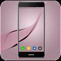 Laucher et thème Huawei Nova icon