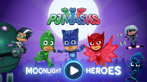 PJ Masks: Moonlight Heroes 2.2.0 screenshots 1