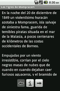 Los Tigres de Mompracem - screenshot thumbnail