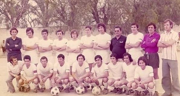 El Plus Ultra Senior en la campaña 1975-1976.