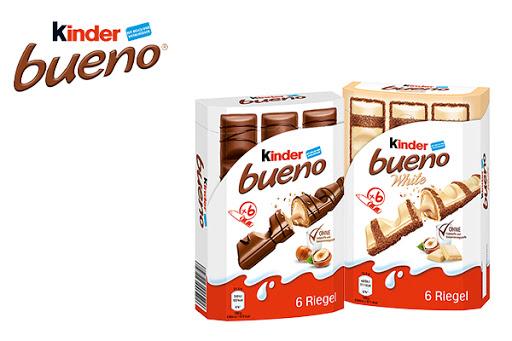 Bild für Cashback-Angebot: Kinder Bueno - Kinder