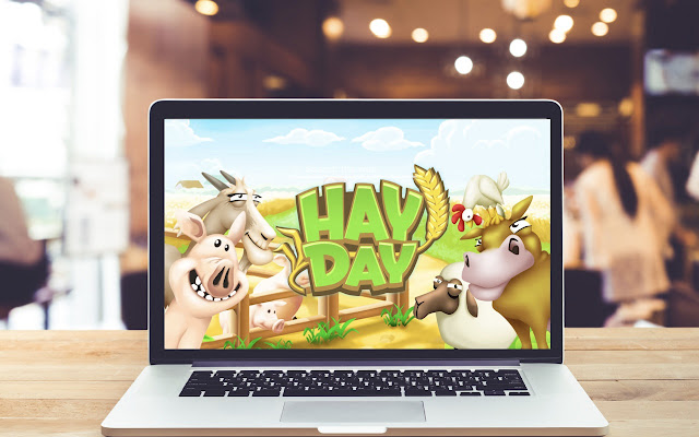 Hay Day HD Wallpapers New Tab Theme