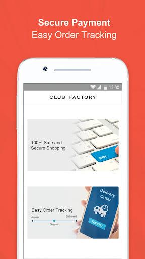 Club Factory Everything, Unbeaten Price 4.7.7 screenshots 5