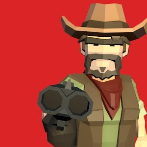 Polygon Wild West Cowboy Story Revolver gunman 1.51 by LvlApp Action Adventure games and Virtual Reality logo