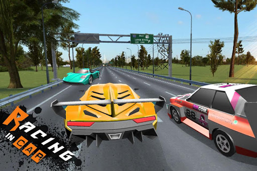 Télécharger Drift Car City Racing Traffic apk mod screenshots 5