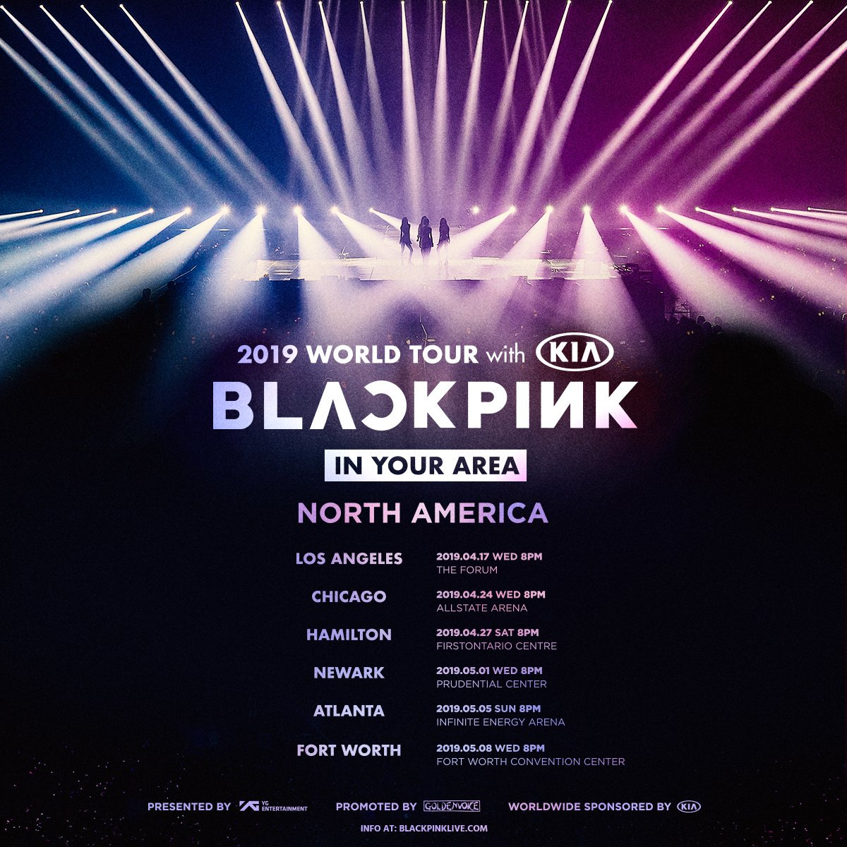 Upcoming World Tour Dates That Are Stressing K-Pop Fans Out