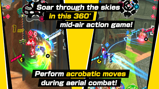 Kick-Flight  screenshots 1