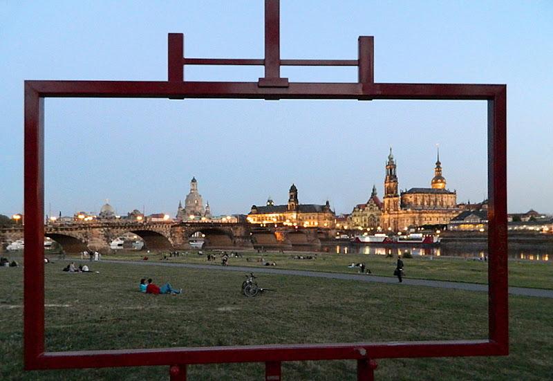 """B. Bellotto """"Veduta di Dresda"""" di lucaldera"""