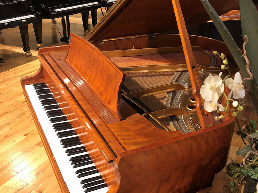Faust Harrison Pianos on Google