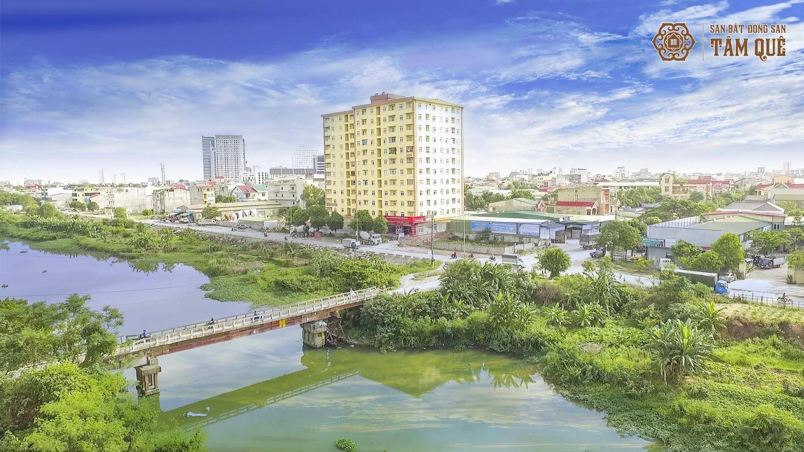 Toàn cảnh chung cư Long Châu