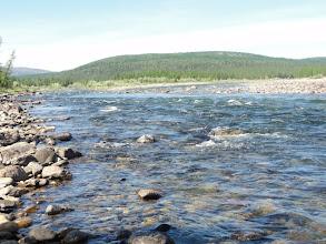 Photo: Место впадения Лагортаю в Танью.