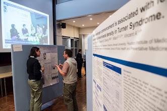 Photo: Marina Carpinelli with Stegan Sonderegger http://www.med.monash.edu.au/cecs/events/2015-tr-symposium.html