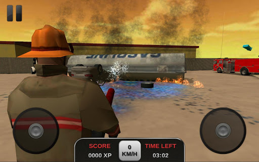 Firefighter Simulator 3D screenshot 16