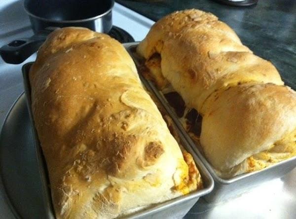 Drew's Pizza Bread Recipe