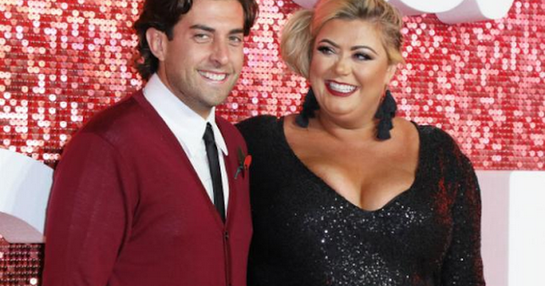 Gemma Collins 'preparing' to have baby with James Argent