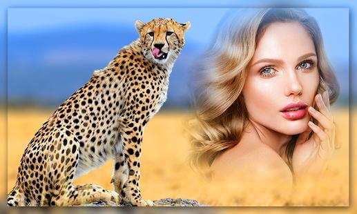 Download Wild Animal Photo Frames For PC Windows and Mac apk screenshot 3