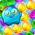 Back to Candyland - な3マッチゲーム icon