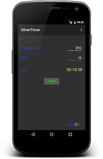 SilverTimer