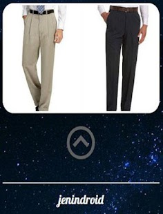 Fashion Men's Trousers - náhled