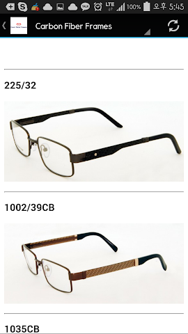 android Onnury Optical Frames Screenshot 3