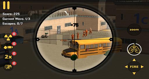 無料动作Appのスナイパーガード:刑務所エスケープ|記事Game
