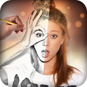 Photo Sketch Maker : Pencil Sketch