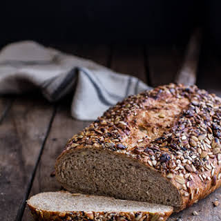 Seeded Whole Grain Breakfast Bread..