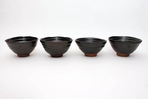 Sandy Lockwood Set of 4 Ceramic Bowls