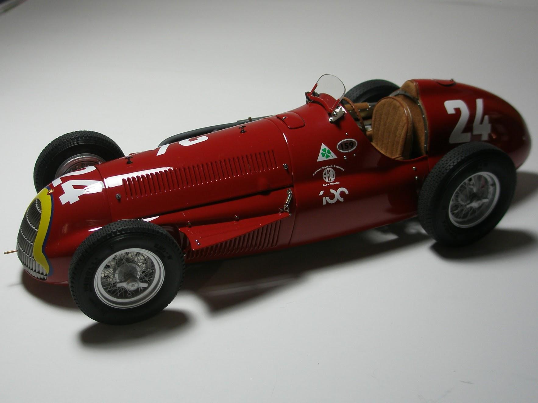 1951 Alfa 159M Fangio