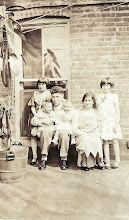 Photo: Mildred, Harry (with Stanley and Helene), Anna Braunhart, and Muriel Tulman