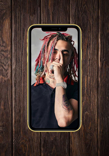 Download Lil Pump Wallpaper HD 🌹 Free