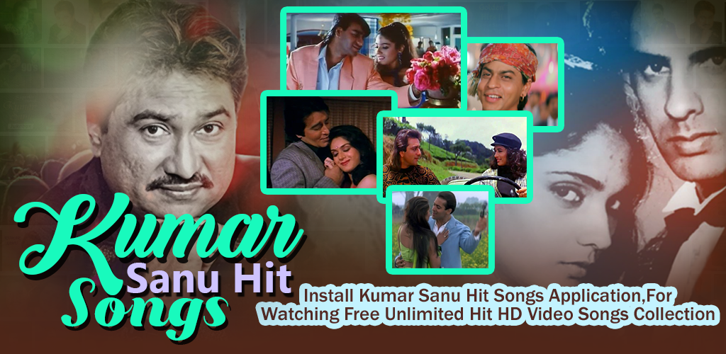 Download Kumar Sanu All Songs Apk Latest Version App For Android Devices