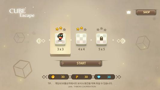 Cube Escape screenshot 2