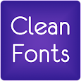 Fonts Clean for FlipFont® Free apk
