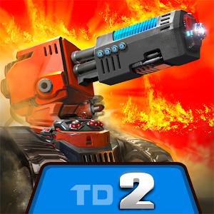 Tower defense-Defense legend 2 v3.3.134 MOD APK Unlimited much money