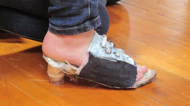 Photo: RECYCLED MATERIALS (A Shoe)
