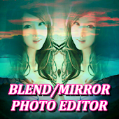 Photo Mirror With Blender