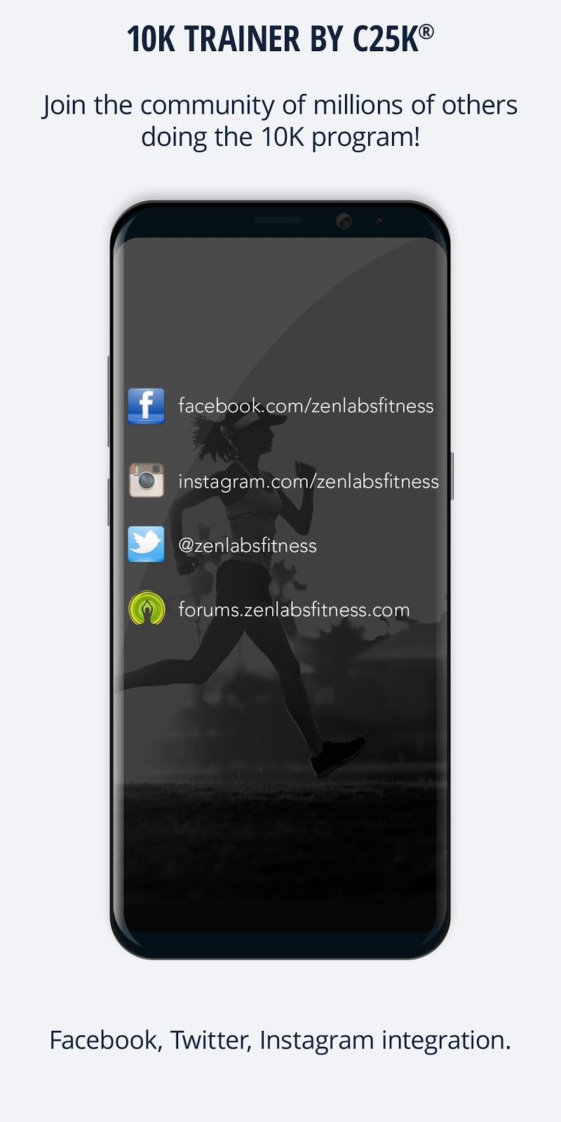 10K Running Trainer Pro Screenshot 3