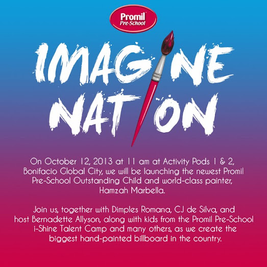 Promil Preschool Imagine Nation Event