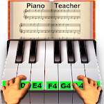 Real Piano Teacher 4.7