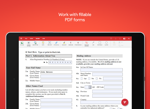 MobiSystems OfficeSuite : Free Office + PDF Editor screenshot 19