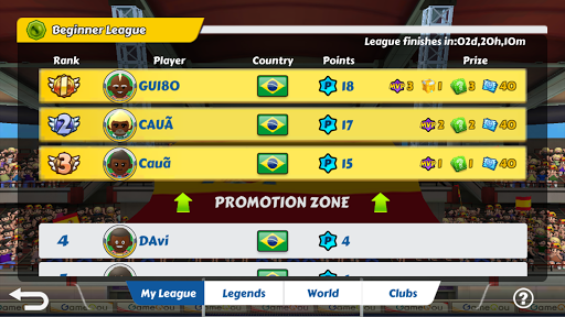 Perfect Kick 2 - Online SOCCER game  screenshots 8