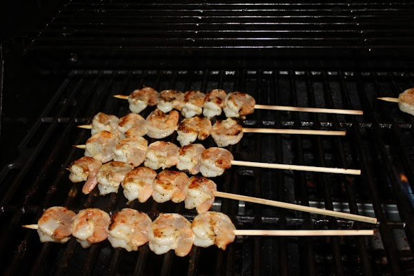 Cook on the grill at a low heat for about 3-4 minutes per side. Remove,...