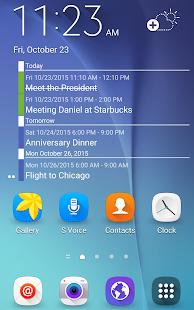 Clean Calendar Widget Pro Screenshot 8