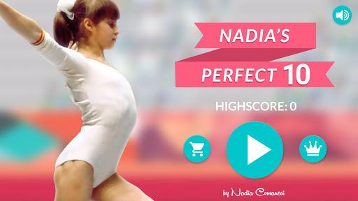 Nadia's Perfect 10-Gymnastics 1.0.7 screenshots 1