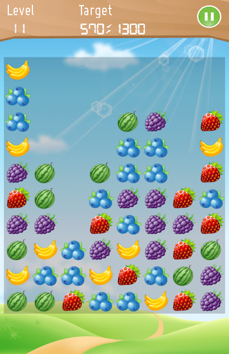 Fruit Crush - 과일 호감