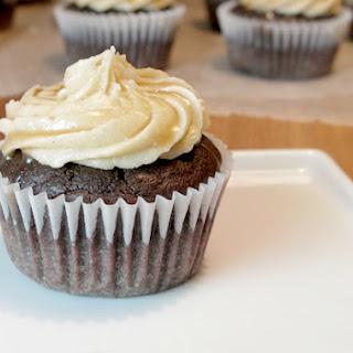 Chocolate Bourbon Cupcakes