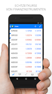 MetaTrader 5 – Miniaturansicht des Screenshots