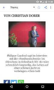 ot Oltner Tagblatt E-Paper screenshot 3