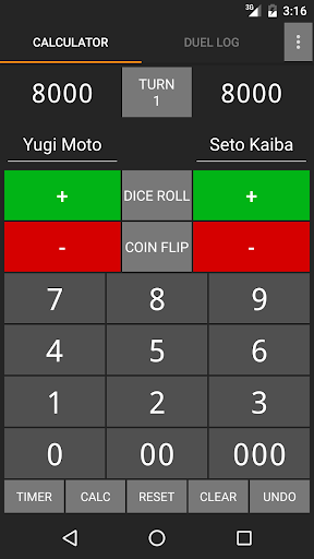 玩免費紙牌APP|下載SideDeck Life Point Calculator app不用錢|硬是要APP